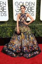 Olivia Culpo – Golden Globe Awards in Beverly Hills 01/08/ 2017