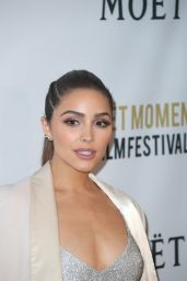 Olivia Culpo – Moet Moment Film Festival in Los Angeles 1/4/ 2017