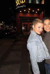 Olivia Holt – Social Media Pics, January 2017
