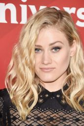 Olivia Taylor Dudley - NBCUniversal Winter Press Tour in Pasadena 01/17/2017