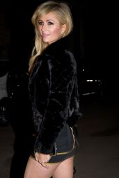 Paris Hilton at the Dsquared2 Show - Milan Men