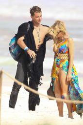 Paris Hilton - Out in Tulum 1/11/ 2017