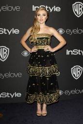 Peyton Roi List – InStyle and Warner Bros Golden Globes After Party 1/8/ 2017