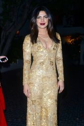 Priyanka Chopra at Chateau Marmont For Golden Globes Party in LA 1/8/ 2017