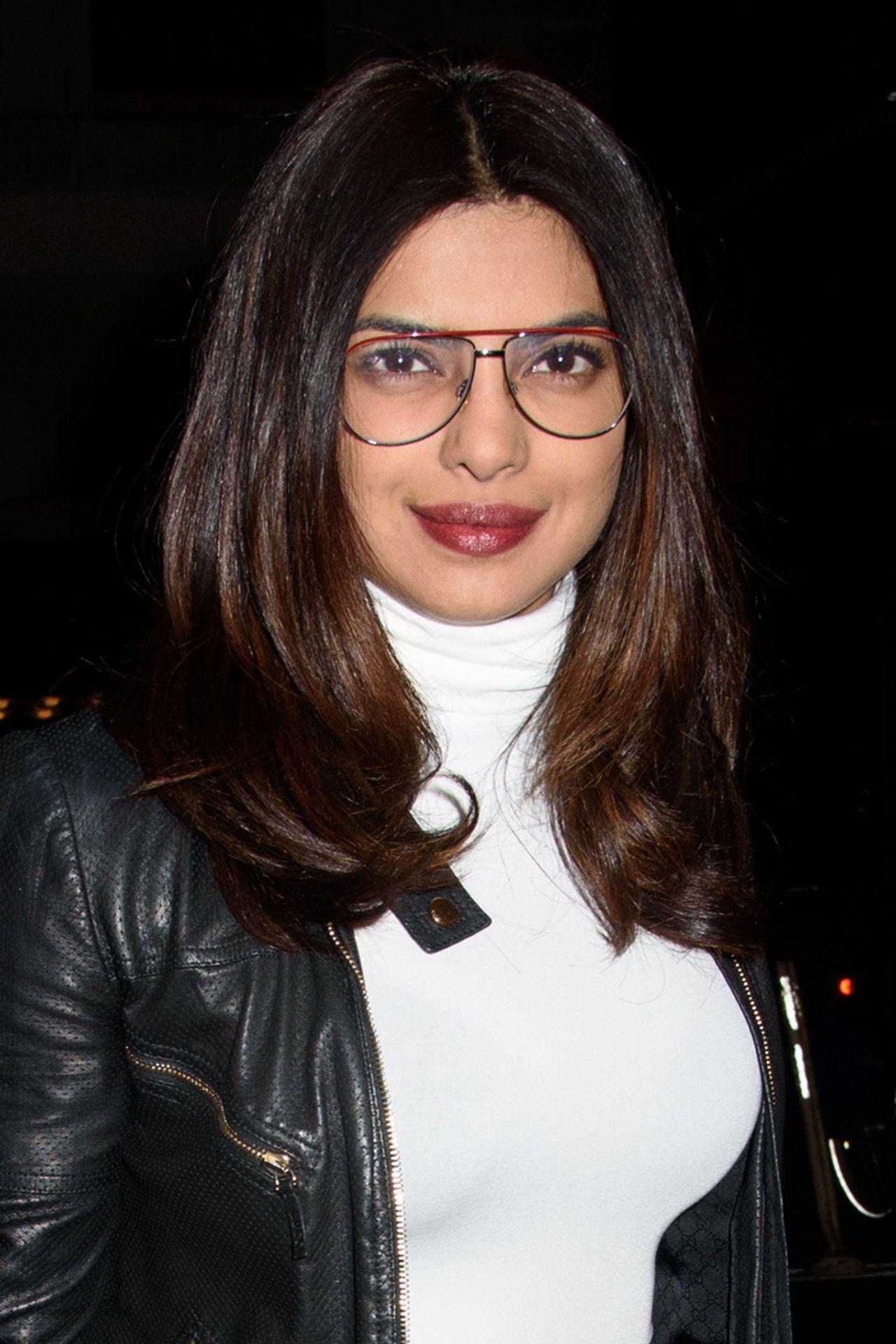 Priyanka Chopra Style - Sighting in NYC 1/26/ 2017