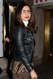 Priyanka Chopra Style - Sighting in NYC 1/26/ 2017