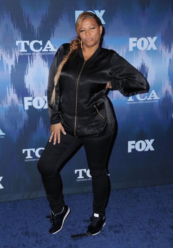 Queen Latifah – FOX Winter TCA All Star Party in Pasadena, CA 01/11/ 2017