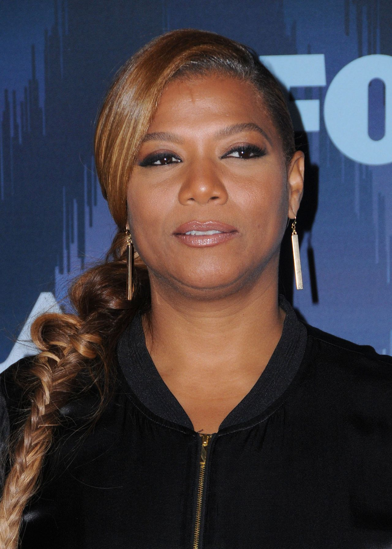 Queen Latifah Fox Winter Tca All Star Party In Pasadena
