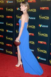 Radha Mitchell - 2017 Australian Academy of Cinema and Television Arts Awards in Hollywood 1/6/ 2017