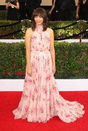 Rashida Jones – SAG Awards in Los Angeles 1/29/ 2017