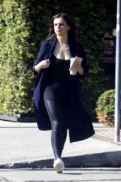 Rebecca Black - Doing a Photoshoot in West Hollywood 1/6/ 2017