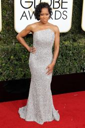 Regina King – Golden Globe Awards in Beverly Hills 01/08/ 2017