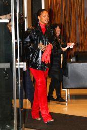 Rihanna - Leaving Her Dentist