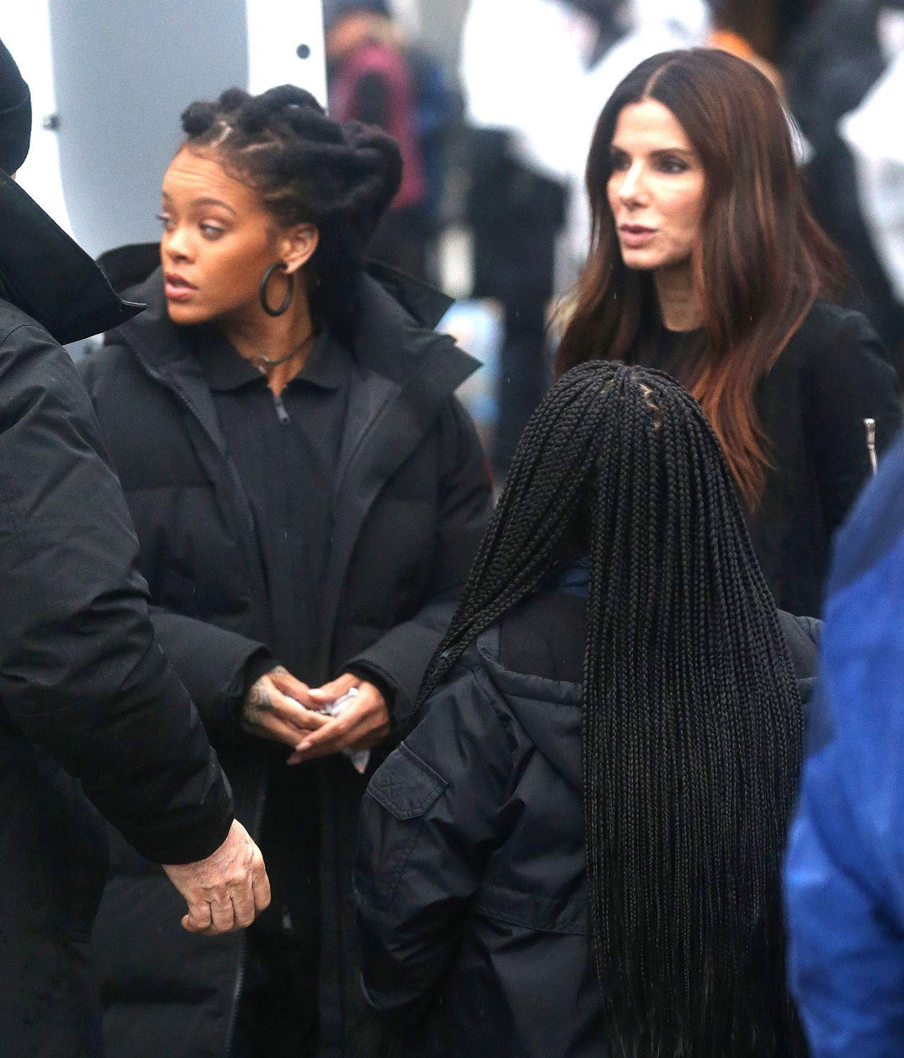 Rihanna, Sarah Paulson...