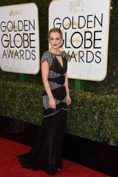 Riley Keough – Golden Globe Awards in Beverly Hills 01/08/ 2017