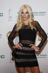 Riley Steele - XBIZ Awards at Hotel Westin Bonaventure in LA 1/12/ 2017
