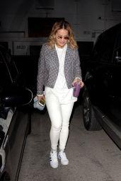 Rita Ora - Out in Los Angeles 1/27/ 2017