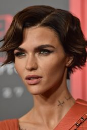 Ruby Rose - Resident Evil: The Final Chapter Premiere in Los Angeles