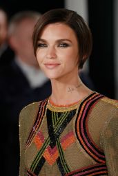Ruby Rose – xXx: Return of Xander Cage European Premiere in London 1/10/ 2017