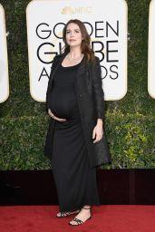 Saffron Burrows – Golden Globe Awards in Beverly Hills 01/08/ 2017