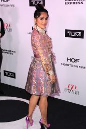 Salma Hayek – Harper's Bazaar 150 Most Fashionable Woman Cocktail Party in LA 1/27/ 2017