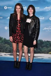 Sam Rollinson & Charlotte Wiggins – Cirque du Soleil 'Amaluna' Press Night in London 1/12/ 2017