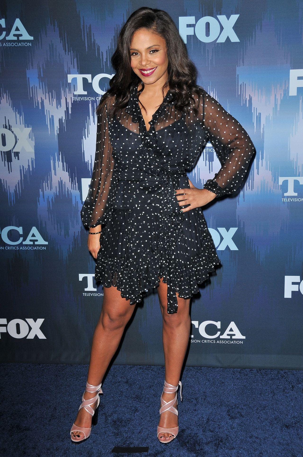 Sanaa Lathan Fox Winter Tca All Star Party In Pasadena