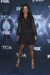 Sanaa Lathan – FOX Winter TCA All Star Party in Pasadena, CA 01/11/ 2017