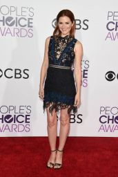 Sarah Drew – People's Choice Awards in Los Angeles 1/18/ 2017