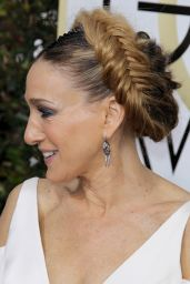 Sarah Jessica Parker – Golden Globe Awards in Beverly Hills 01/08/ 2017