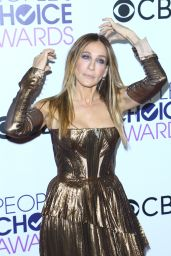 Sarah Jessica Parker – People's Choice Awards in Los Angeles 1/18/ 2017