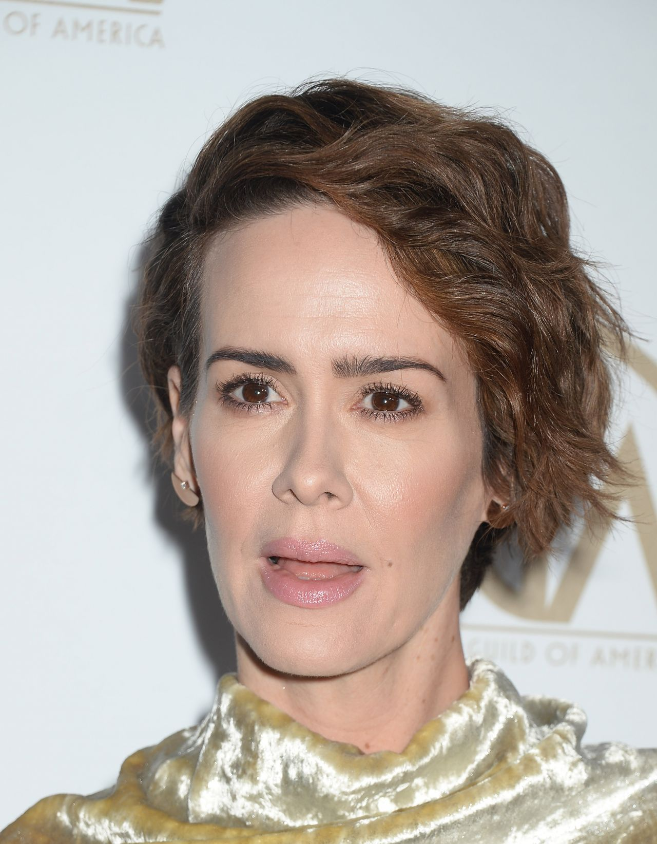 Sarah Paulson Producers Guild Awards In Beverly Hills 1