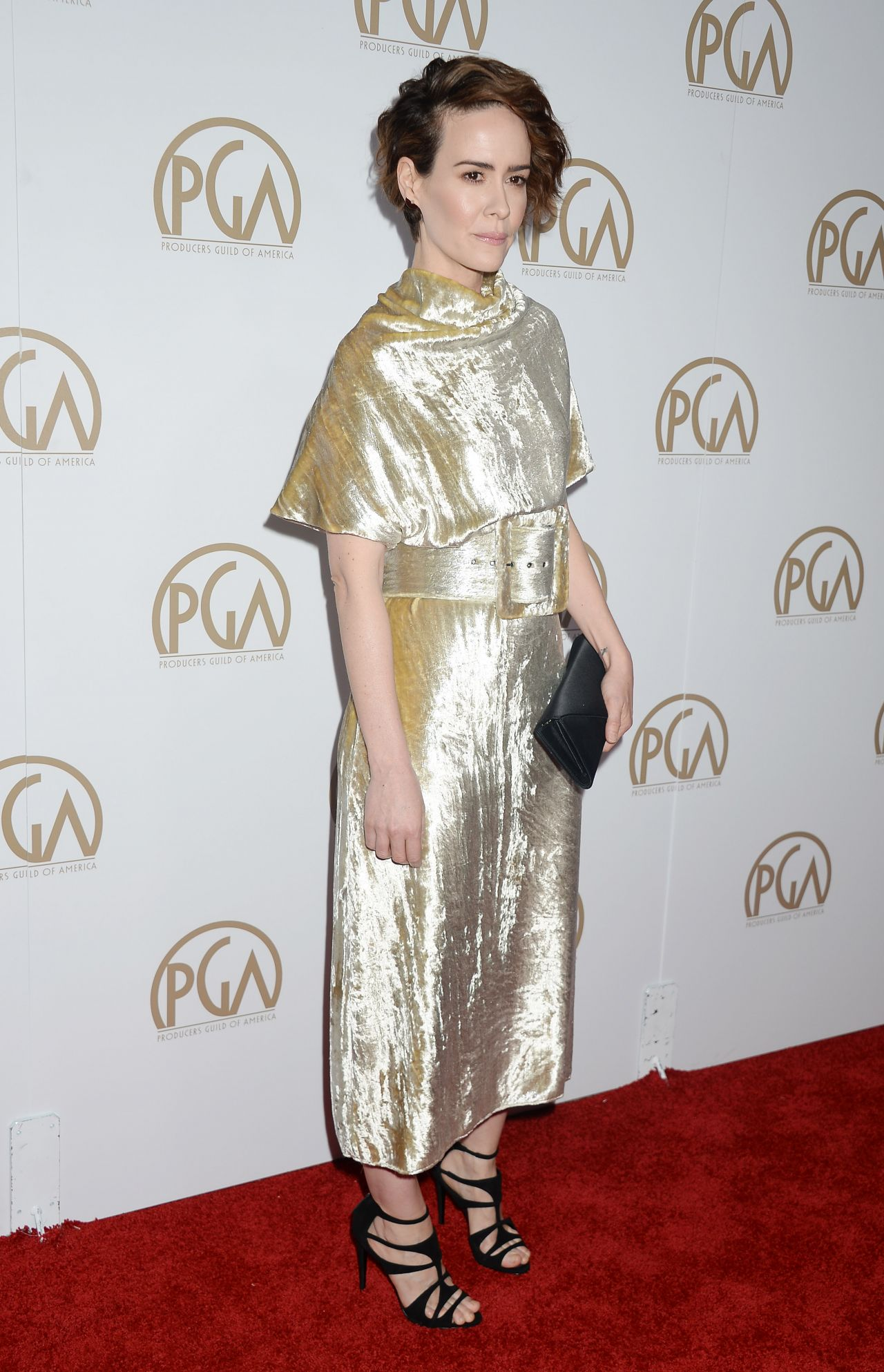 Sarah Paulson – Producers Guild Awards in Beverly Hills 1 ...