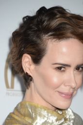 Sarah Paulson – Producers Guild Awards in Beverly Hills 1/28/ 2017