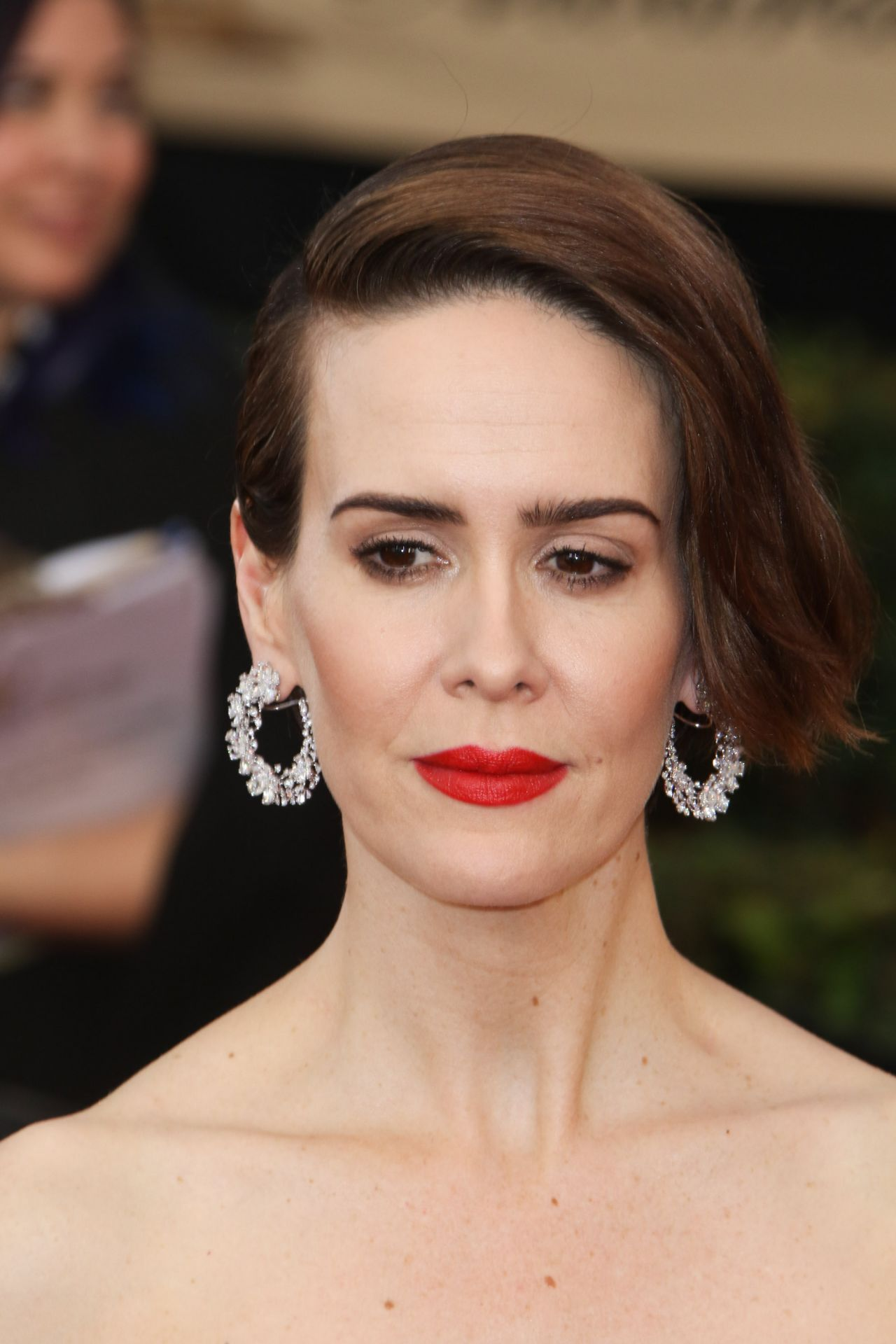 Sarah Paulson Sag Awards In Los Angeles 1 29 2017