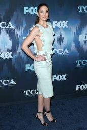Sarah Wayne Callies – FOX Winter TCA All Star Party in Pasadena, CA 01/11/ 2017