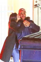 Selena Gomez and The Weeknd - Santa Monica 1/10/ 2017