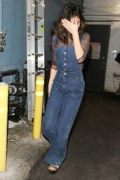 Selena Gomez at Terroni in Los Angeles 1/15/ 2017