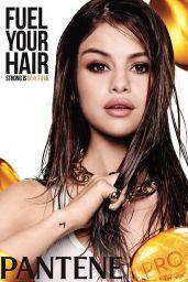 Selena Gomez - Pantene 2016 Winter Campaign