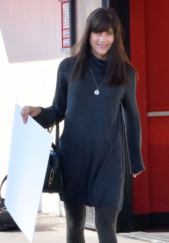 Selma Blair - Stops by CVS in Studio City 1/2/ 2017