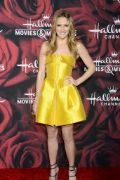 Shantel VanSanten – Hallmark Channel TCA Winter Press Tour in LA 1/14/ 2017