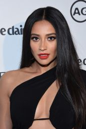 Shay Mitchell – Marie Claire's Image Maker Awards in West Hollywood 1/10/ 2017