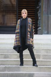 Sofia Richie - Balmain Menswear Fall/Winter 2017-2018 Show in Paris, France 1/21/ 2017