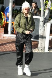 Sofia Richie Street Style - Out in West Hollywood 01/23/ 2017