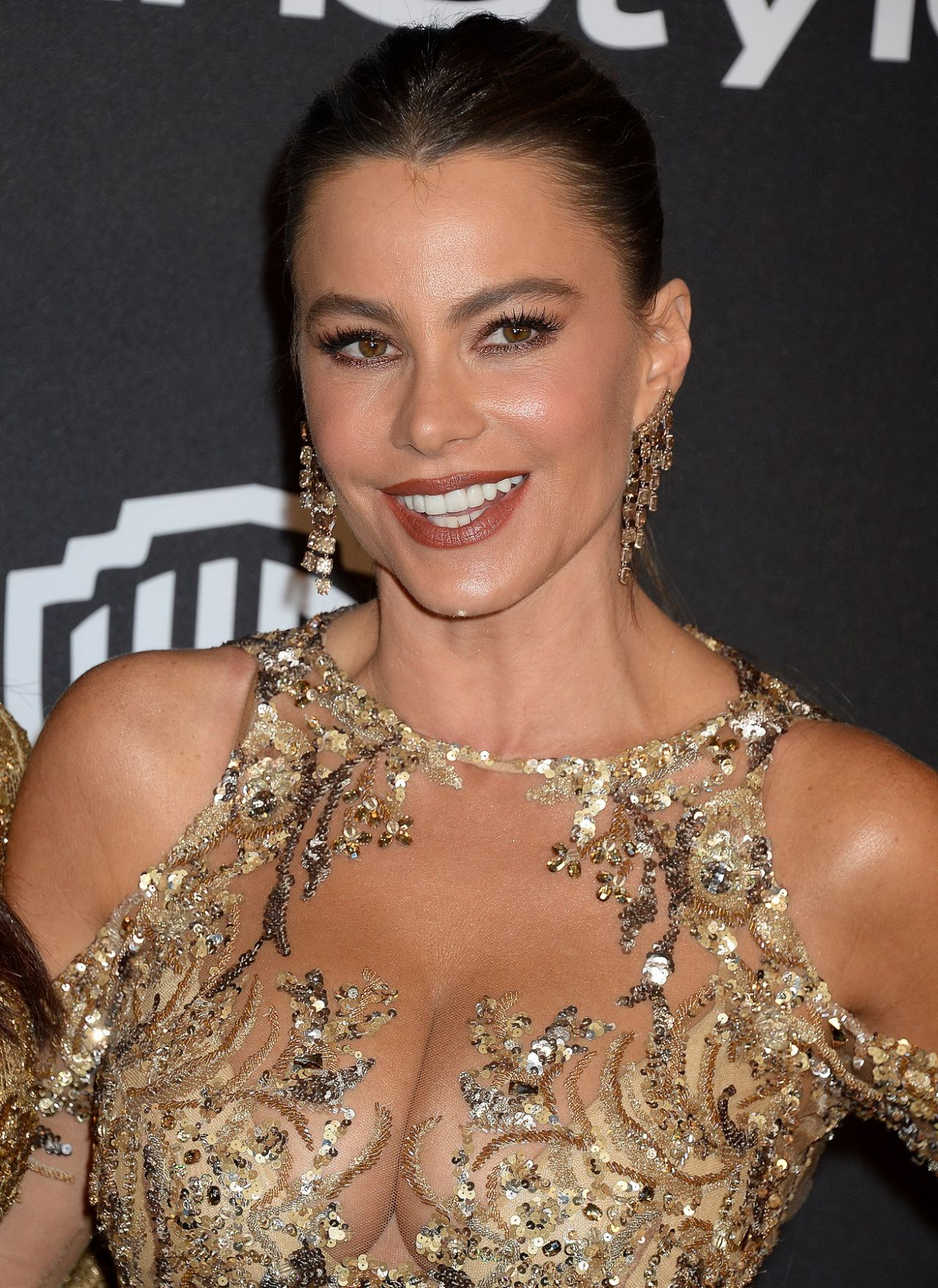 Sofia Vergara Golden Globes 2017
