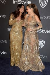 Sofia Vergara & Priyanka Chopra - Post-Golden Globes Party Hosted by Warner Bros. Pictures and InStyle in Beverly Hills 01/08/2017