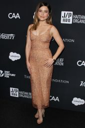 Sophia Bush – Haiti Rising Gala in Los Angeles 1/7/ 2017