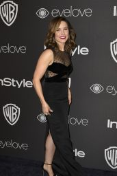 Sophia Bush – InStyle and Warner Bros Golden Globes After Party 1/8/ 2017