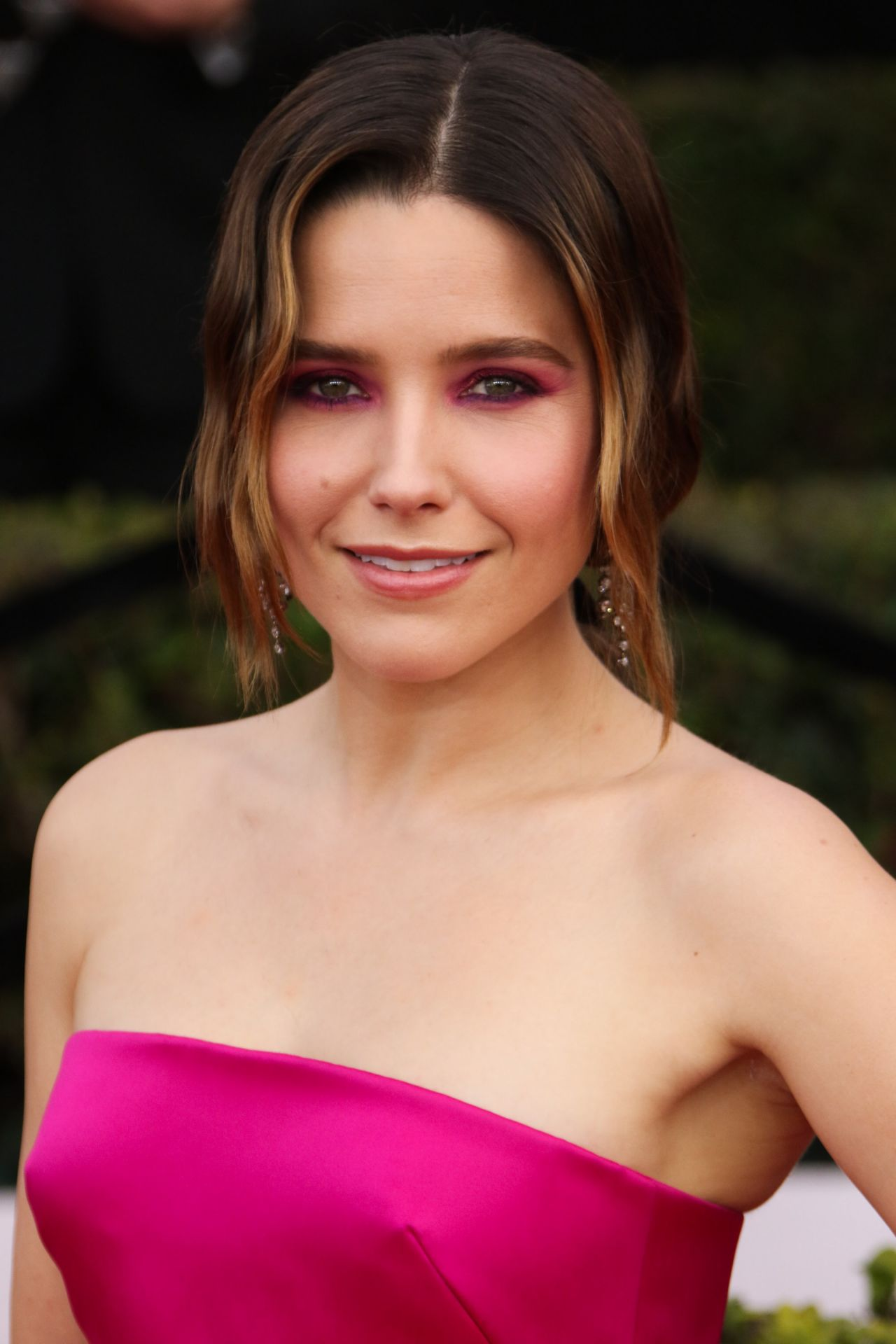 Sophia Bush Sag Awards In Los Angeles 1 29 2017