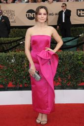 Sophia Bush – SAG Awards in Los Angeles 1/29/ 2017
